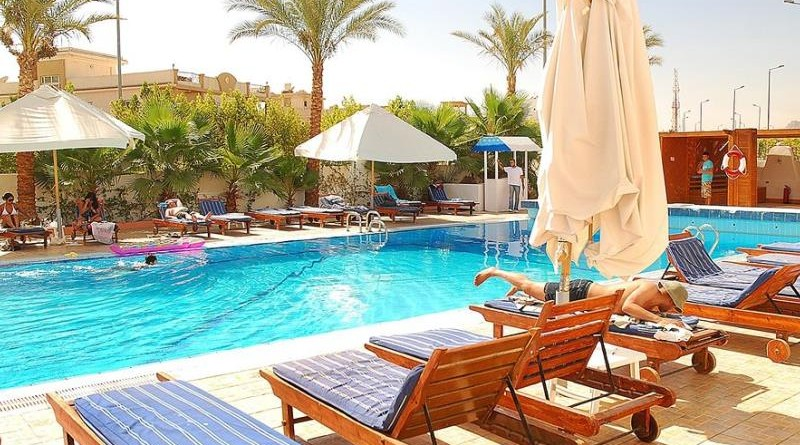 ocean club in sharm-el-sheikh