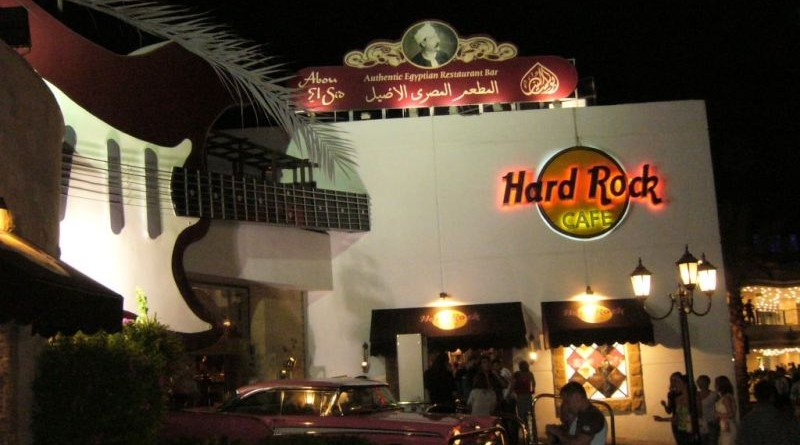 hard rock cafe Naama