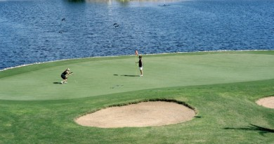 Golf courses in sharm-el-sheikh