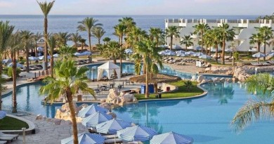 hilton waterfalls sharm-el-sheikh
