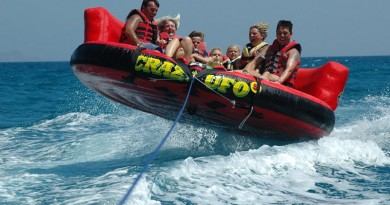 water sports in sharm-el-sheikh